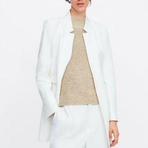 Zara Frock Jacket